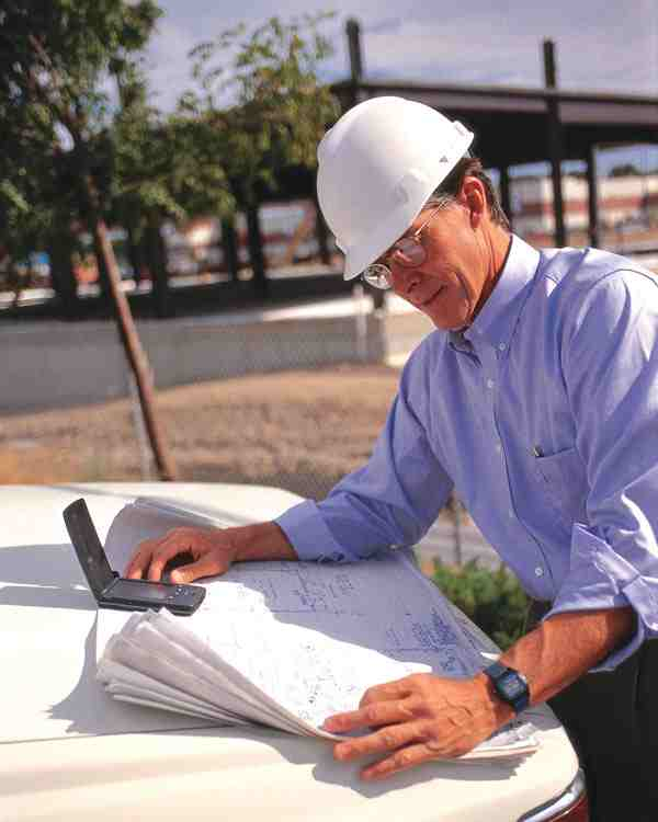 Wireless Real Estate & Construction Software as a Service